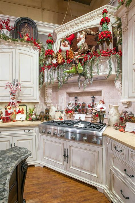 kitchen christmas decorating ideas christmas home decor linly designs