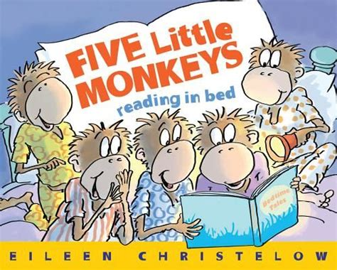 libro five little monkeys jumping 1000 images about books waiting to be read on