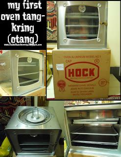 Oven Gas Otomatis Hock oven tangkring hock