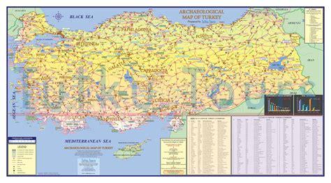turkey archaeological sites map turkey study abroad archaeological map of turkey