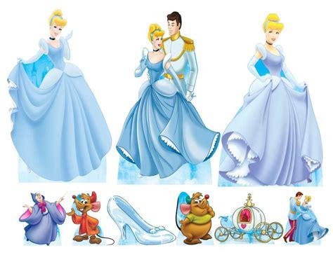 kit completo totem princesa cinderela decorandoegrudando