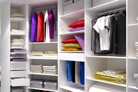 bien ranger armoire organiser dressing