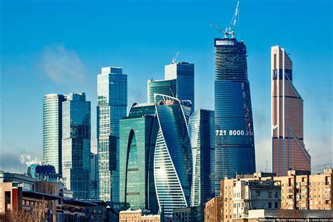 Moscow City- International Business Center- Москва-Сити ...