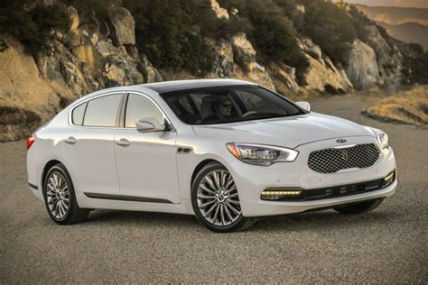 Kia Luxury 2015 Kia K900 Luxury Sedan Mikeshouts