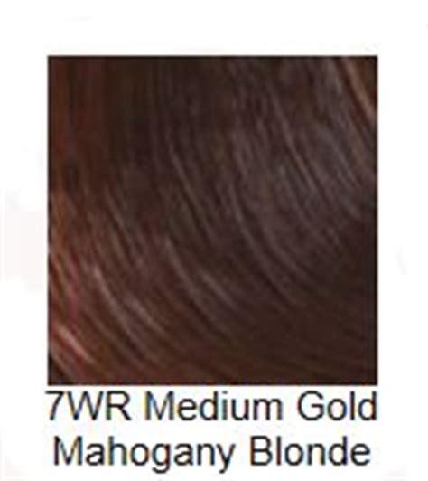 medium golden mahogany blonde 7wr medium golden mahogany blonde mochas ion color