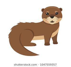otter images, stock photos & vectors | shutterstock