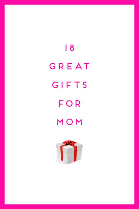 Great Gifts For Mom | holiday gift guide 18 great gifts for mom design darling
