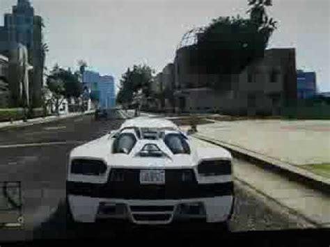 top 5:le auto più veloci di gta v (super) youtube