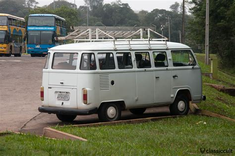 volkswagen bus 2013 brazilian vw bay bus around iguazu falls classiccult