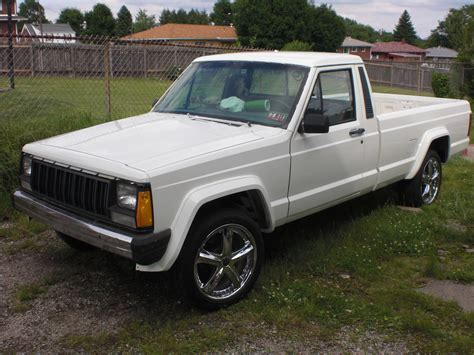 1988 jeep comanche custom cromanyak 1988 jeep comanche regular cab specs photos