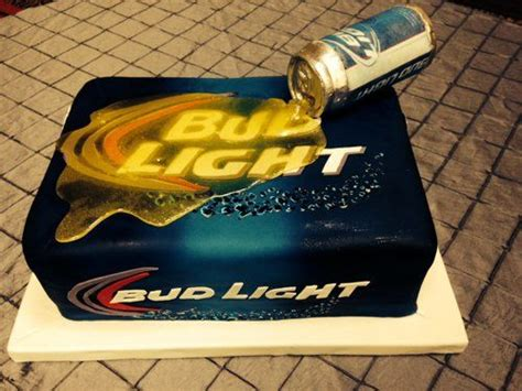 sugar in bud light 199 best alcohol cakes images on pinterest