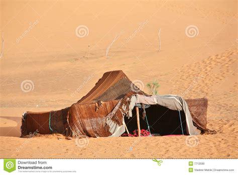 hutte nomade das zelt des nomaden berber stockfoto bild 7712590