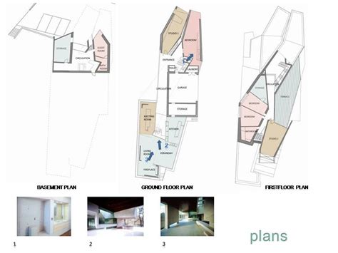 3d Architectural Floor Plans by 16 Best Images About Mobius House On Pinterest House