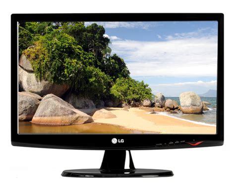 Monitor Lcd 500 Ribu monitor lcd 20 quot lg w2043s hd 1600x900 monitores