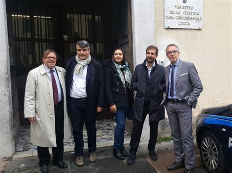 casa circondariale lucca carcere di lucca la commissione regionale in visita