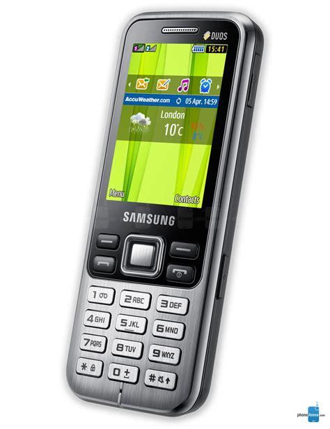 C Samsung Mobile Samsung C3322 Specs