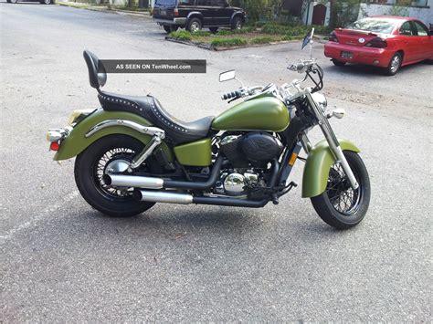 Honda Shadow Deluxe 2003 Honda Shadow Ace Deluxe 750