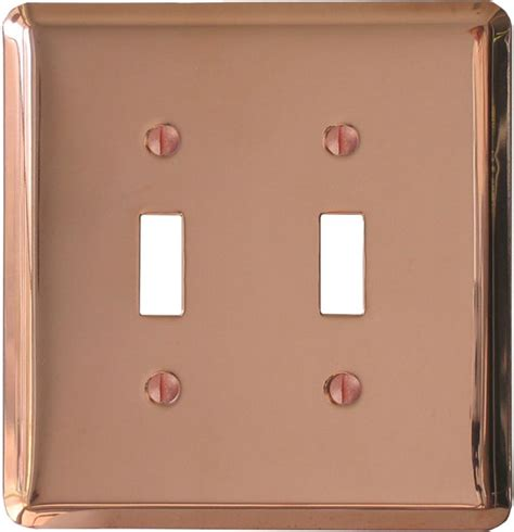 copper light switch covers 48 best images about copper wall plate covers on
