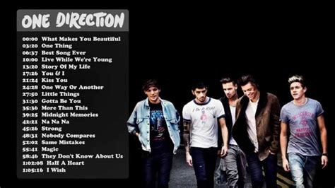 one direction best song one direction greatest hits best songs of one direction