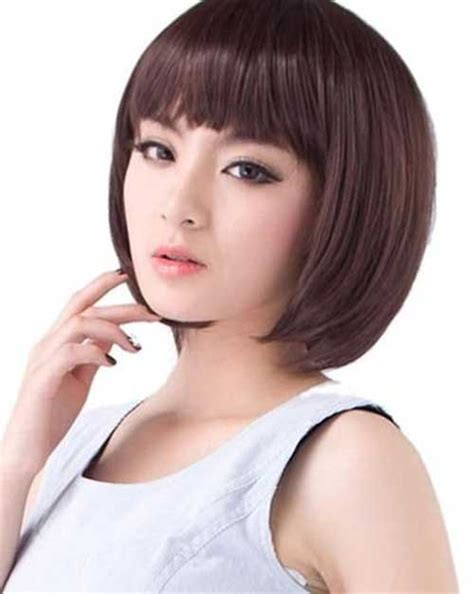 prominents with fine hair 15 prominent asian short hairstyles for women hairstyle