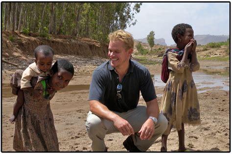 matt damon water charity june 2011 iyfworldcny