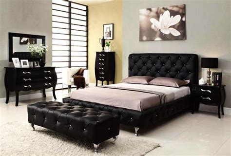 bedroom ideas black furniture modern black bedroom furniture picture of dining table