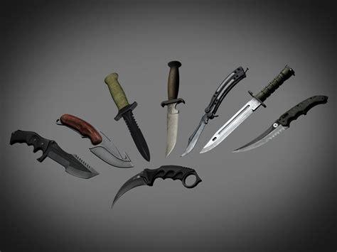 go knives cs go knife pack counter strike 1 6 skin mods