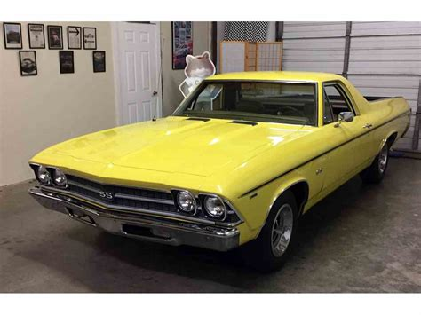 chevrolet el camino for sale 1969 chevrolet el camino ss for sale classiccars