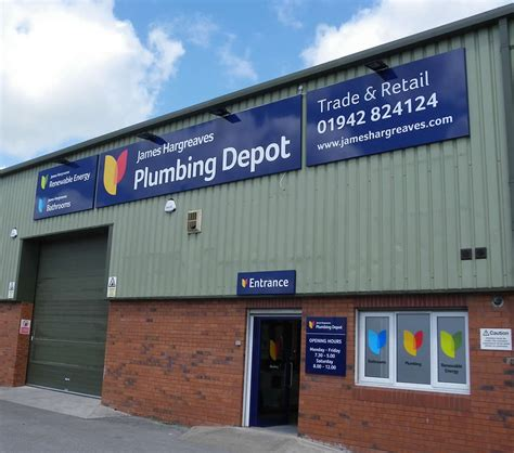 Plumbing Wigan by Plumbing Depot Opens With A In Wigan