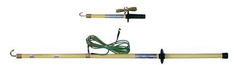 high voltage discharge stick seb0002 est354 35kv voltage discharge stick germany