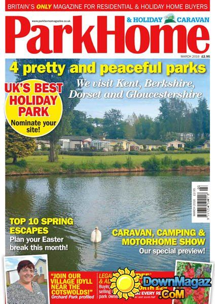 home food and design weekend 2016 park home holiday caravan march 2016 187 download pdf magazines magazines commumity