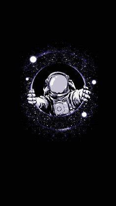 gambar astronot terbaik gambar seni  seni karakter