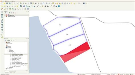 qgis tutorial beginner qgis tutorial parcel editing