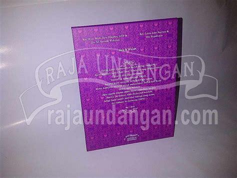 Undangan Pernikahan Toni Wulan undangan pernikahan hardcover pop up 3d arie dan wulan edc 82 undangan pernikahan murah unik