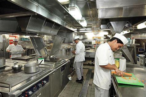 restaurant kitchen restaurant kitchen cleaning list