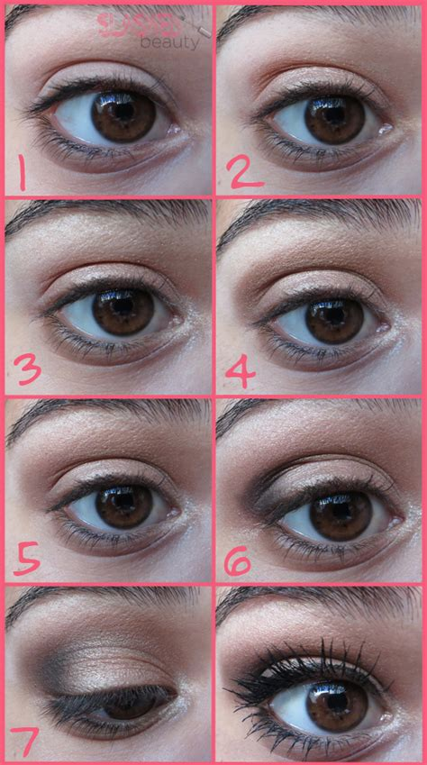 eyeshadow tutorial beginners slashed beauty basic eyeshadow application for makeup
