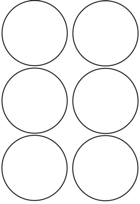 circle printable coloring pages