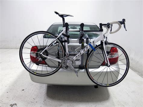 Bike Rack For Nissan Maxima by Nissan Rogue Saris Bones 3 Bike Carrier Adjustable Arms