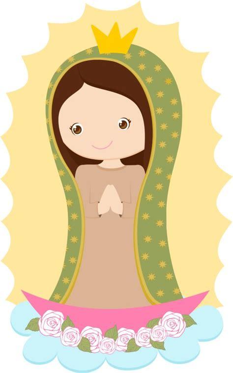 imagenes de la virgen maria de caricatura cruz comunion png buscar con google infantiles