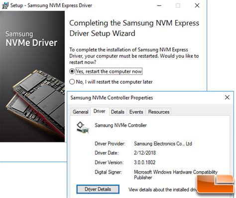 e samsung nvme driver samsung ssd 970 evo nvme 1tb ssd review legit reviews970 evo gets some controller