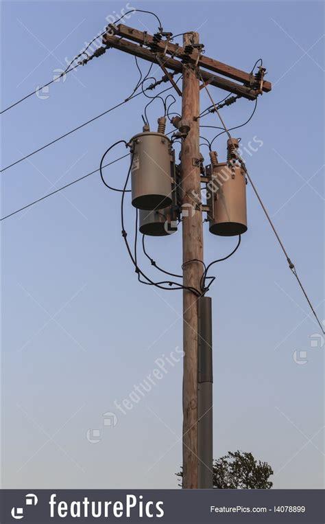 power  energy  electricity pole stock picture   featurepics