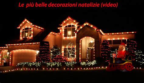 le illuminazioni le pi 249 decorazioni di di natale per la casa