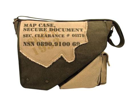 vintage us canvas map shoulder bag vintage 2 tone map shoulder bags black od canvas