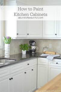 How To Painting Kitchen Cabinets 14 Diy Farmhouse Kitchen Projects Knittering In Appalachia
