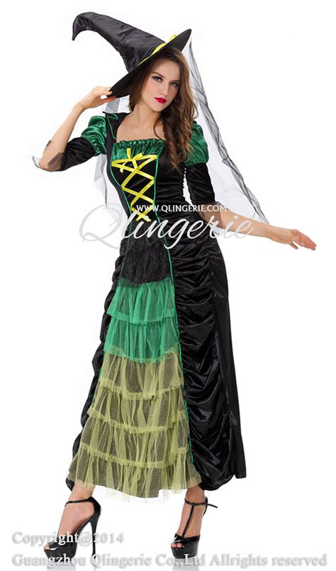 stereotype storybook witch costume