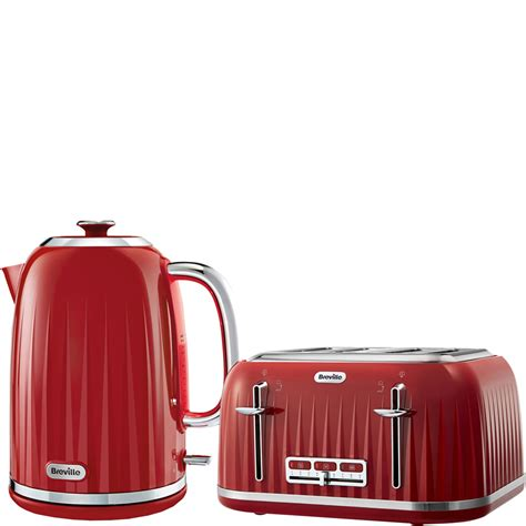 breville country kitchen breville impressions collection kettle and toaster bundle