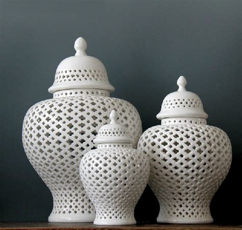 Blue And White Ginger Jars And Vases Popular Ginger Jar Buy Cheap Ginger Jar Lots From China