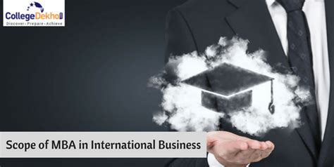 What Is Global Mba by What Is An Mba In International Business All About Quora