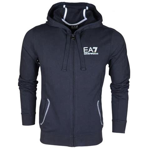 Hoodie Zipper Franky C3 ea7 by emporio armani 6xpm59 zip thick cotton navy hoodie ea7 by emporio armani from n22