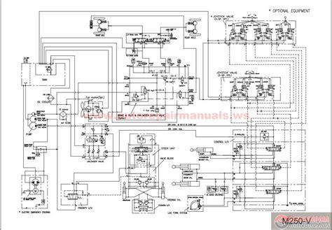 hydraulic diagram dump truck hydraulic system imageresizertool